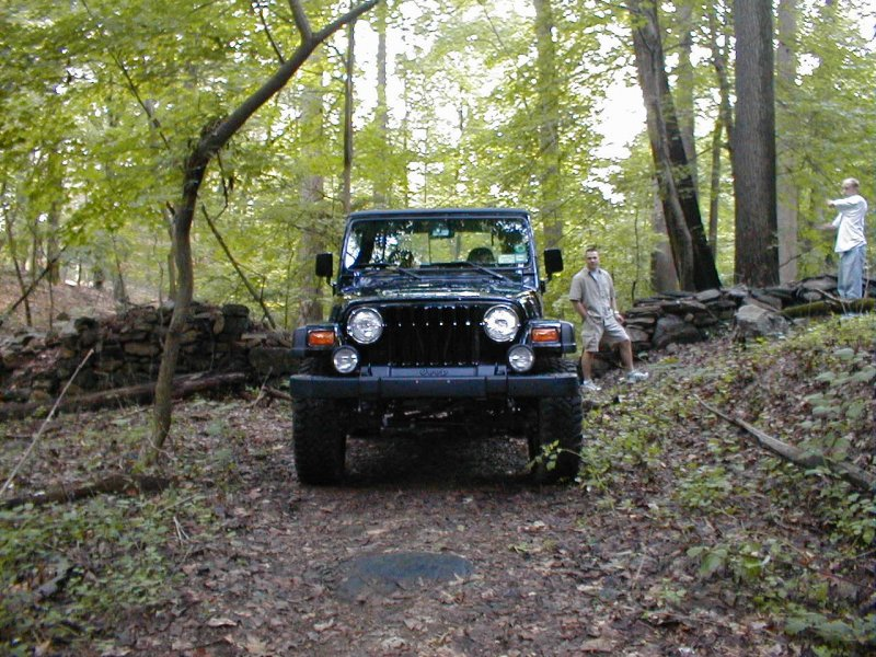 Local Jeeping